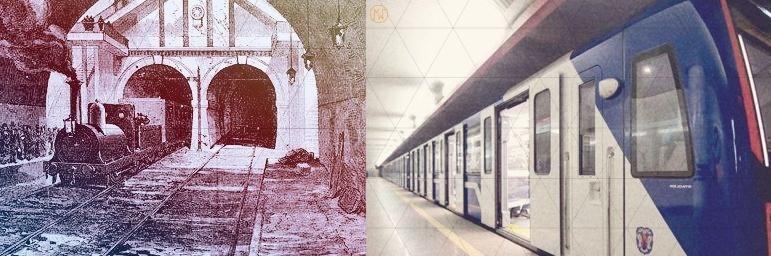 История метро кто создал метро