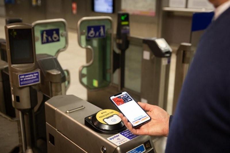 Оплата с помощью Apple Express теперь появилась и в минском метро