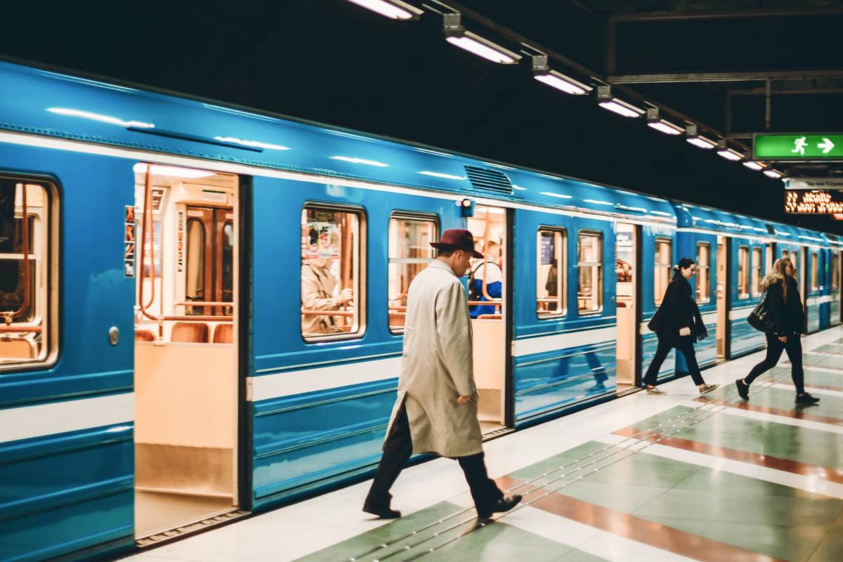 Сколько времени мы проводим в метро?